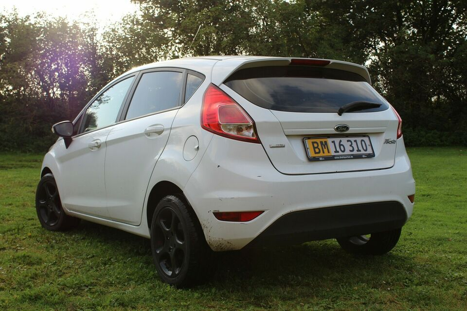 Ford Fiesta, 1,0 65 Trend, Benzin