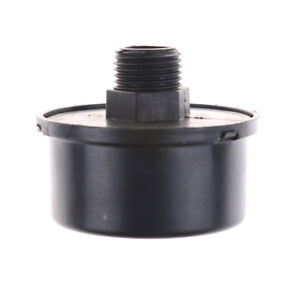 G3/8 16mm Male Threaded Filter Silencer Mufflers for Air Compressor Intake JH