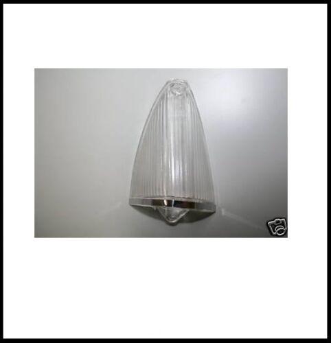 Treser Frontblinker-Glas klar RECHTS passend für FORD Taunus 17M P3 Badewanne
