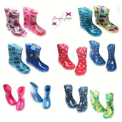 Zapatos de bebé SOFT TOUCH Botas Goma Tallas 19,20, 21 Matsch lluvia Otoño