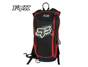 Hydratation Pack//Sac à dos Noir//Red Fox Logo MX//Enduro//VTT