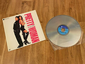 Pretty-Woman-1990-PILF-1301-JAPAN-Ver-LaserDisc-LD