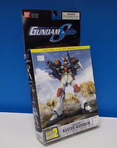 Bandai Vtg. 2003 1/144 Gat-X103 Buster Gundam Mobile Suit Gundam Seed ACKTONN1