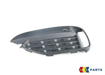 Genuine BMW X5 F15 Front Bumper Pure Excellence Grey Left Trim Grill 7308043 new
