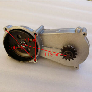 Transmission-Gear-14-Sprocket-2-Stroke-Mini-Pocket-Bike-ATV-Go-kart