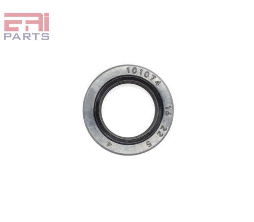 EAI Metric Oil Shaft Seal 14X22X5mm Dust Grease Seal TC Double Lip w// Spring