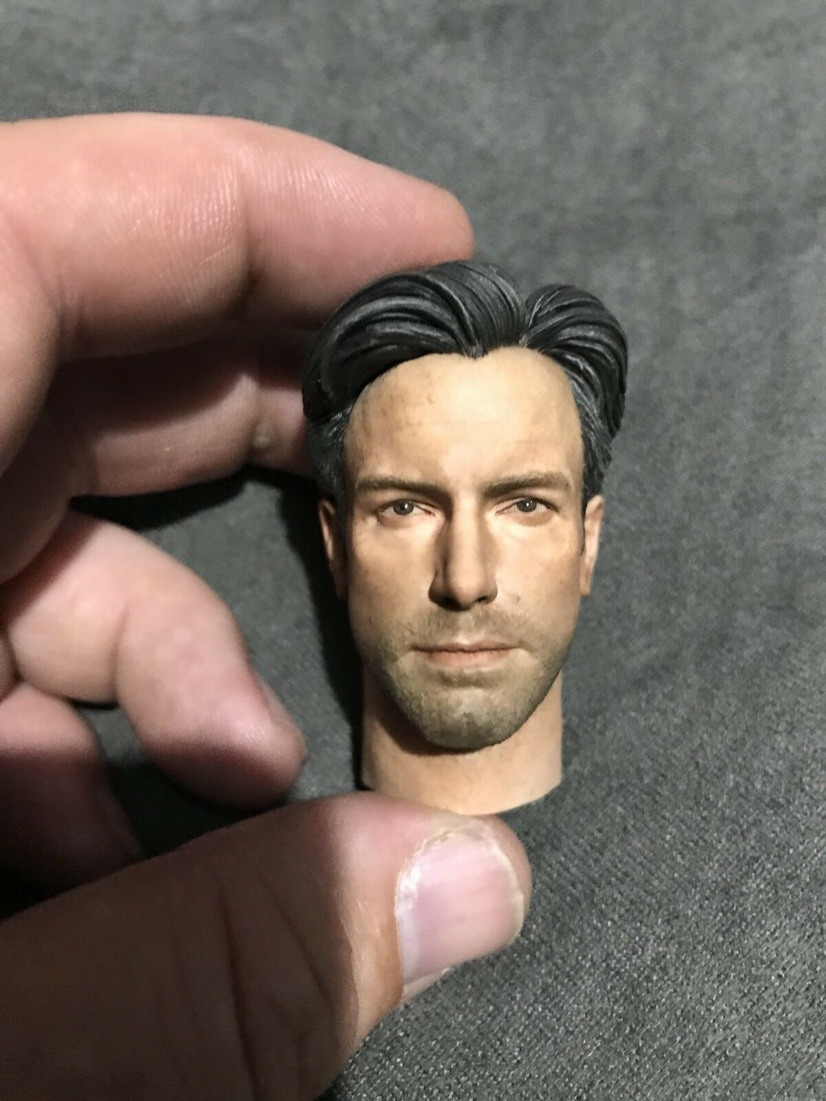 1/6 Scale BvS Bruce Wayne Sculpt By Vimal Painted By Park Jung Woo