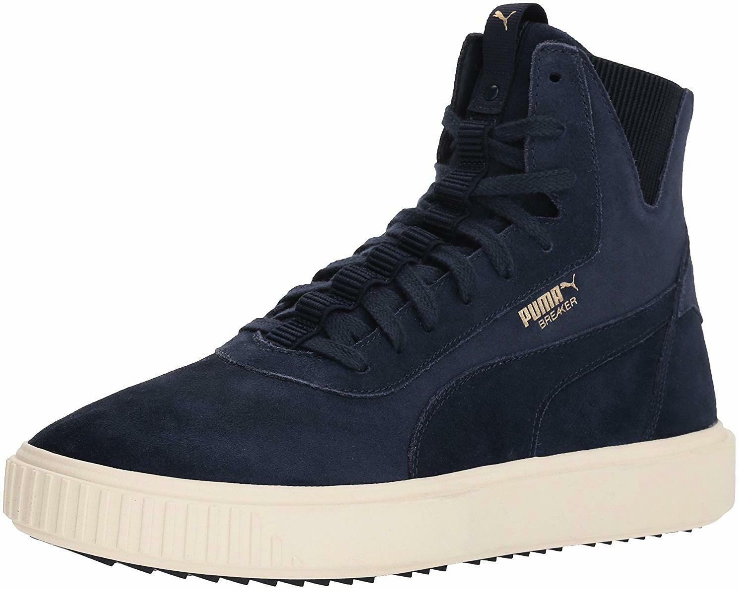 PUMA Men's Breaker Hi Sneaker - Choose SZ color