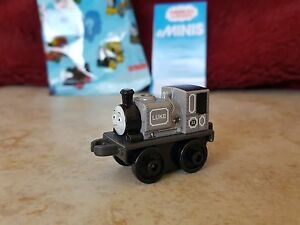 Thomas-amp-Friends-Minis-Train-Old-School-Luke-from-Mystery-Pack-35-New-Loose-B-amp-W