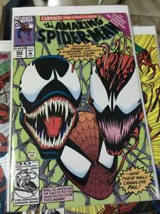 Amazing-Spider-man-363-venom-carnage-appearance-comic