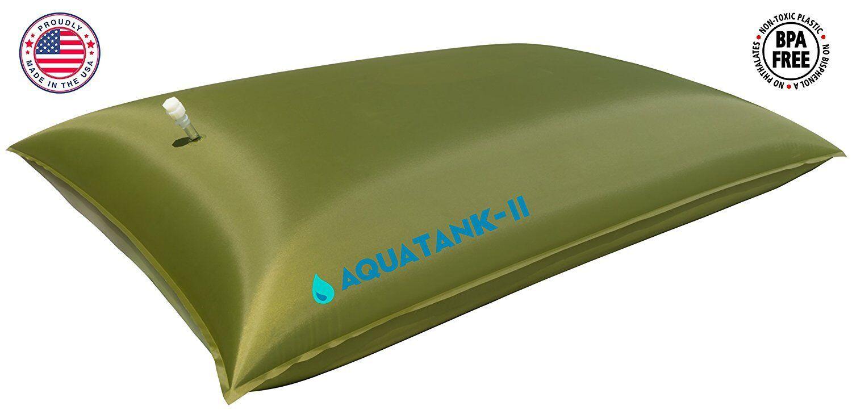Nuevo Tanque de Almacenamiento de Agua Aquatank II 150 GAL (approx. 567.81 L) capacidad