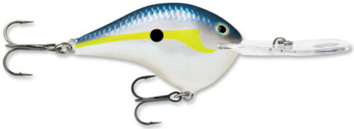 Choice of Colors Rapala Dives-To Metal //// DTMSS20 //// 7cm 25g Fishing Lures