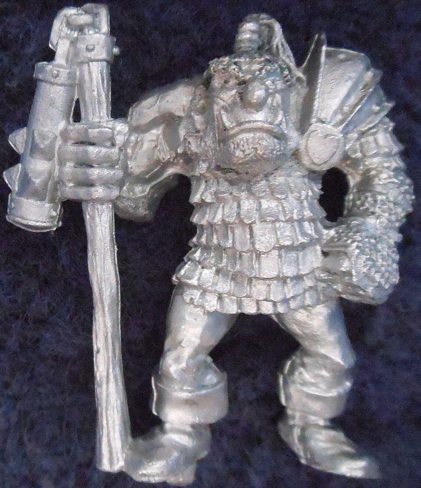 1989 Maraudeur OGRE mm42   3 B WARHAMMER Armée citadelle royaumes mercenaire taureaux ogor