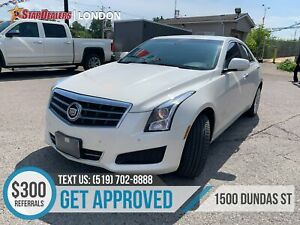 2014 Cadillac ATS 3.6L Luxury   AWD   NAV   LEATHER   ROOF