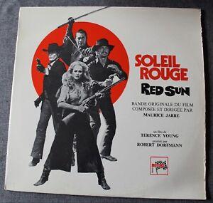 Soleil-Rouge-Maurice-Jarre-alain-delon-BO-du-film-OST-LP-33-tours