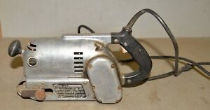 Porter Cable Type A3 Locomotive Take About Belt Sander 6 Amp