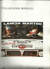 Lancia Delta HF Integrale Una Leggenda Mondial 1987-1992 Brochure Excellent