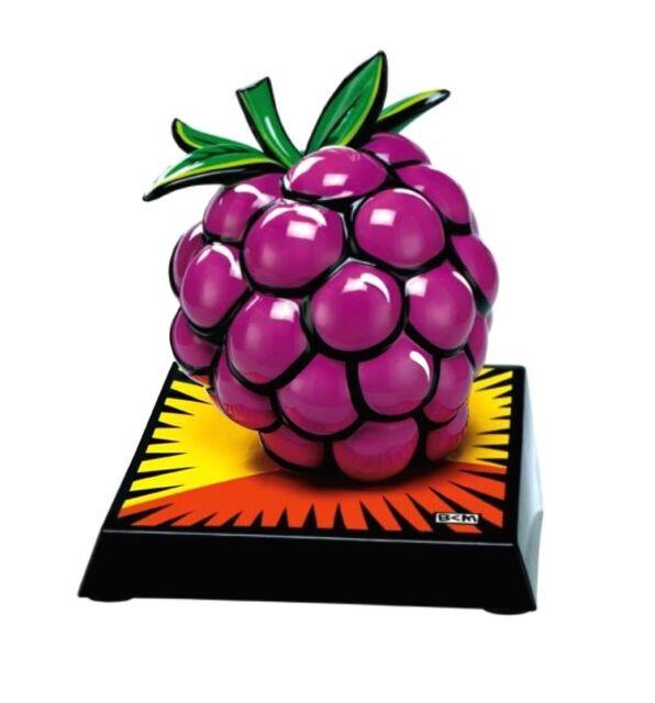 """BURTON MORRIS - POP ART  """"Raspberry - Skulptur""""  limit. Edition 500 Ex. weltweit"""