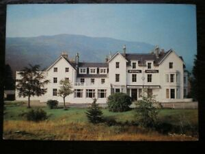 POSTCARD-PERTHSHIRE-TYNDRUM-THE-ROYAL-HOTEL
