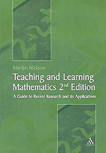 Lehren und Lern Mathematics: A Guide To den Letzten Research und Seine Applicati