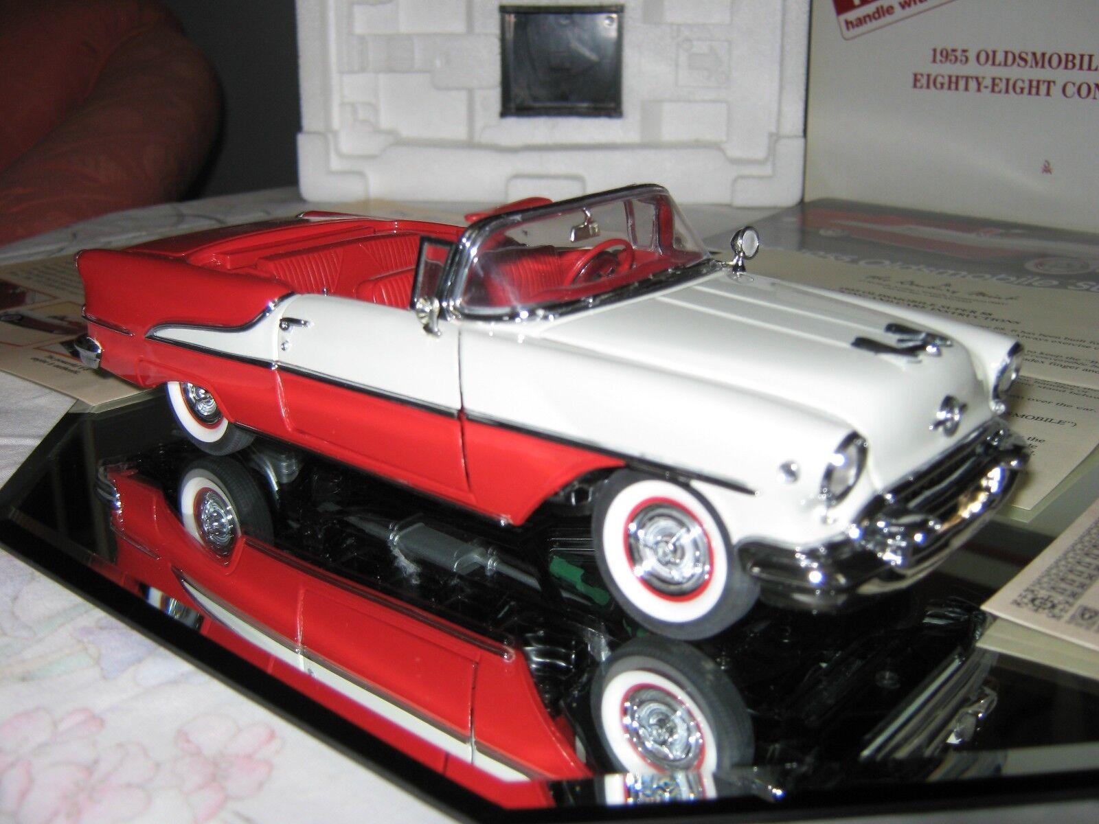 Von minze 1   24 1955 oldsmobile super 88 cabrio