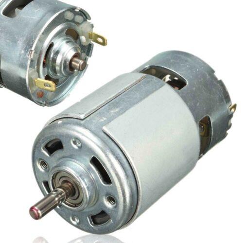 DC12-24V 150W 13000-15000RPM 775 Micro High Speed Power Motor 5mm Shaft Motor-US