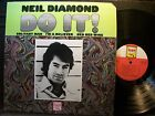 NEIL DIAMOND Do It! LP 1971 Bang VG+ Solitary Man, I'm a Believer, Red Red Wine