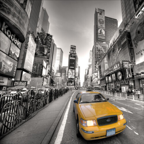 New York réf 1265 25 dimensions Sticker mural autocollant déco