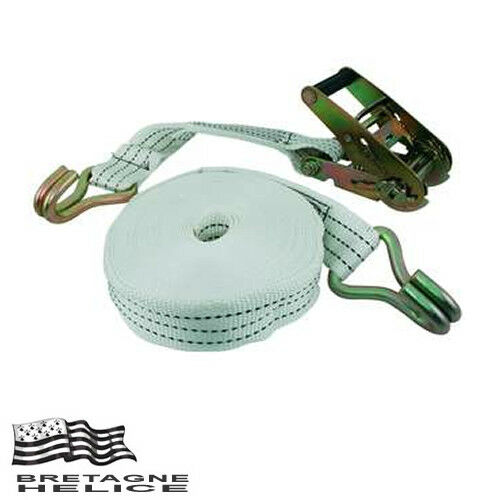 STRAP RATCHET MARINE PROFESSIONAL 22 12 12ft X 1 31 32in 4.4 TONS EUROMARINE