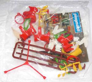 INDIANI-ACCESSORI-Playmobil-7709-fuori-Anni-90-IN-ORIGINALE-PELLICOLA-MOLTO-RARO
