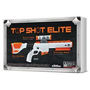 Cabela-039-s-Top-Shot-Elite-Firearm-Controller-For-PlayStation-3-PS3-Multicolor-4E