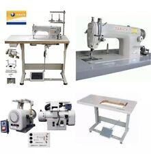 Yamata Fy8700 Lockstitch Straight Stich Sew Machine Servo Motor Table Ddl8700