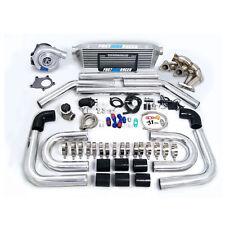 For T3 T3/T4 T04E Turbo Kit BMW 3 Series E30 M20 I6 SOHC 320I 325I 325E 325E ...