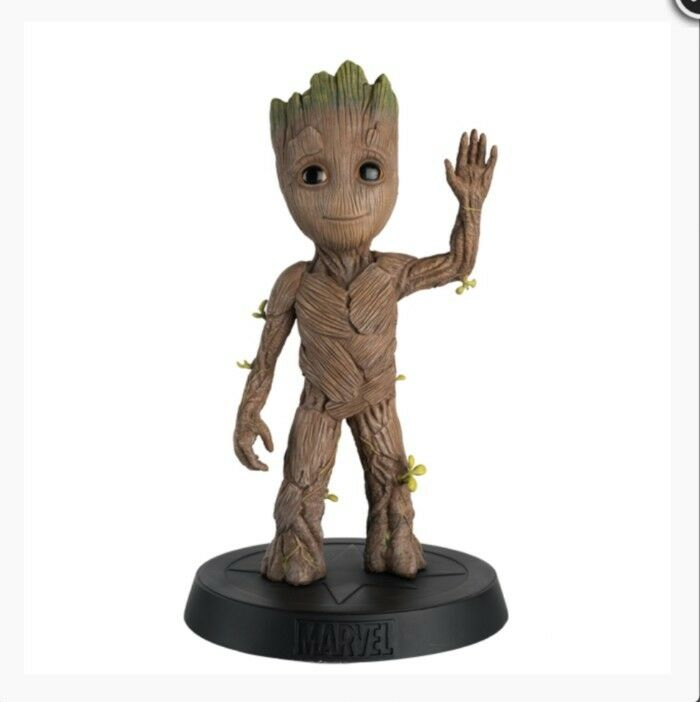 Living Large Groot Figure 28 cm (Guardians of the Galaxy 2) - Mega Special 4