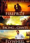 Fireproof Facing The Giants Flywheel 0043396323322 DVD Region 1