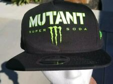 152e709ca Fox Monster Energy Union Snapback Hat for sale | eBay