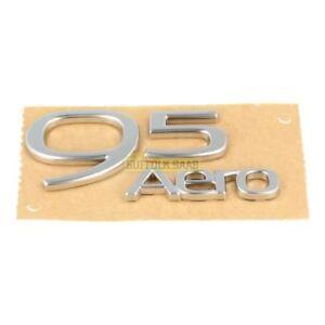 SAAB-NEU-95-9-5-650-10-11my-Aero-Abzeichen-Emblem-12841801-NEU-Original-Suffolk