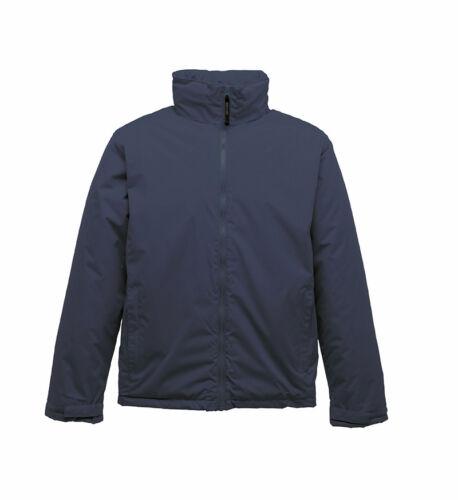 Regatta Classic Mens Vento Impermeabile Insulated Warm Giacca Cappotto di lavoro all/'aperto NUOVO