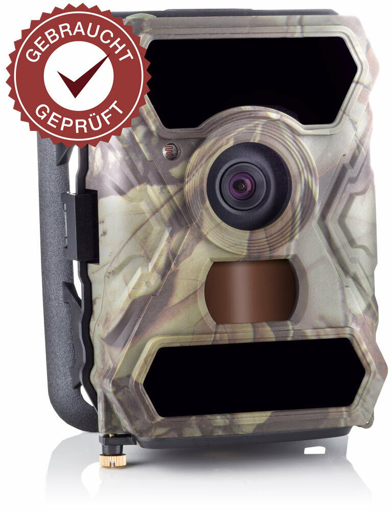 SECACAM HomeVista B-Ware - Wildkamera 1080p FullHD Video Überwachungskamera