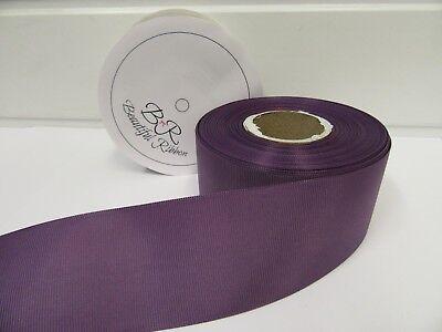 Purple 3mm 20 Meters Organza Ribbon