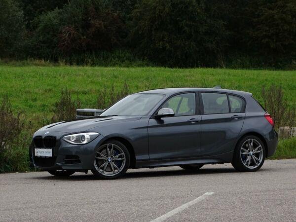 BMW M135i 3,0 M-Sport aut. - billede 1