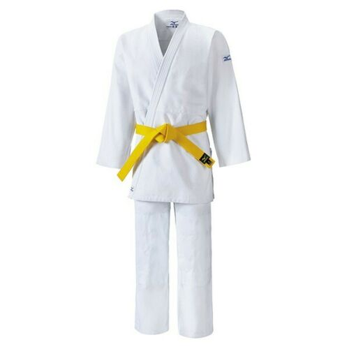 Judogi Mizuno Kodomo 350gr Bianco Judo Aikido