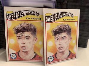Kai-Havertz-Topps-UCL-UEFA-Champions-League-LIVING-RC-184-RC-2-Rookie-Card-Lot