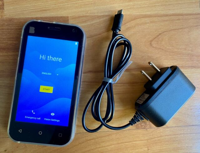 BLU Advance A4 2019 - Unlocked Dual Sim, 16GB Black Smartphone