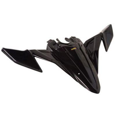 Yamaha YFZ450R 2009–2013 YFZ450X 2010–2011 Maier FRONT Fender Plastic Black