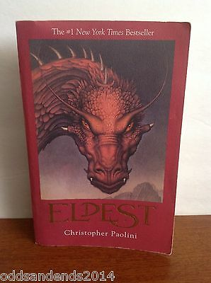 Eldest Bk. 2 by Christopher Paolini (2007, Paperback)