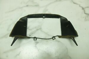 86-Honda-CH-250-CH250-Elite-Scooter-inner-gauge-cover-trim