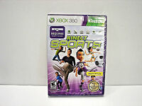 Xbox 360 Kinect - Kinect Sports Game E For Everyone Game Only