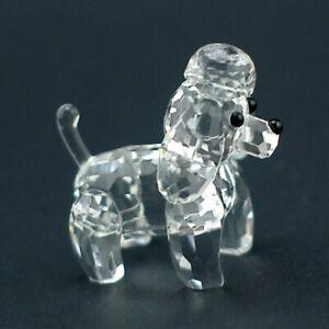 Mini-Poodle-dog-Austrian-crystal-figurine-ornament-RRP-99