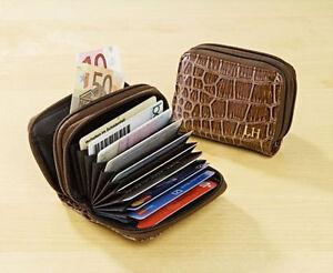 Geldboerse-Portemonaie-Geldbeutel-Brieftasche-mit-extra-vielen-Karten-Faechern-NEU